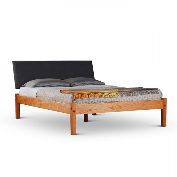 Best Platform Bed With Upholstered Headboard Harrison Platform Bed W Upholstered Headboard Scott Jordan