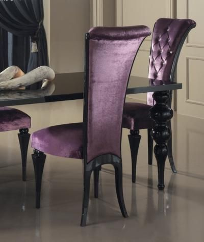 Best Purple Dining Chairs Best 25 Purple Dining Rooms Ideas On Pinterest Purple Dinning