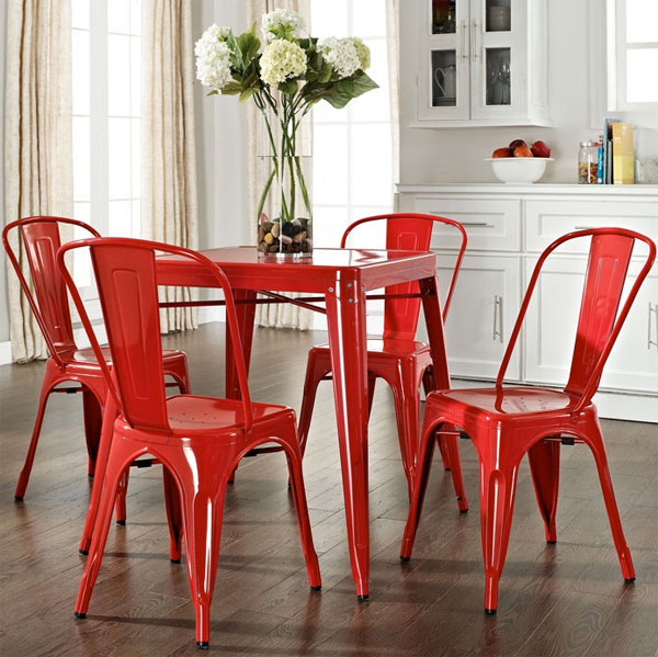 Best Red Dining Chairs Gorgeous Red Dining Chairs Eatwell101