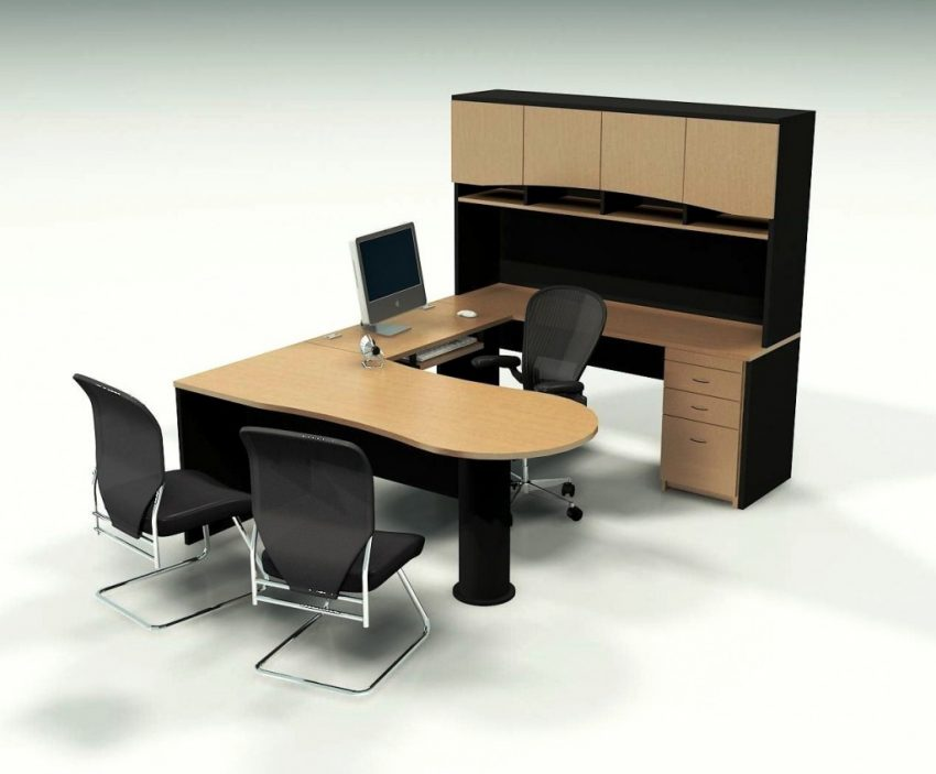 Best Small Office Furniture Ideas About Office Furniture Small Spaces 11 Modern Office