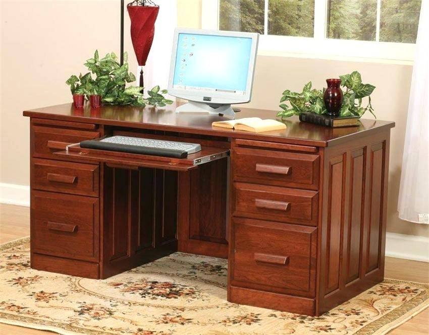 Best Solid Wood Office Desk Real Wood Office Desk Diy Solid Wood Office Table Solid Wood