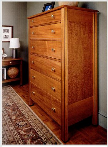 Best Tall Dresser Chest Of Drawers How To Build A 6 Drawer Dresser 5 Steps