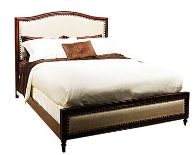 Best Upholstered Wood Bed Frame Best Wood And Fabric Headboard 12 With Additional Reclaimed Wood