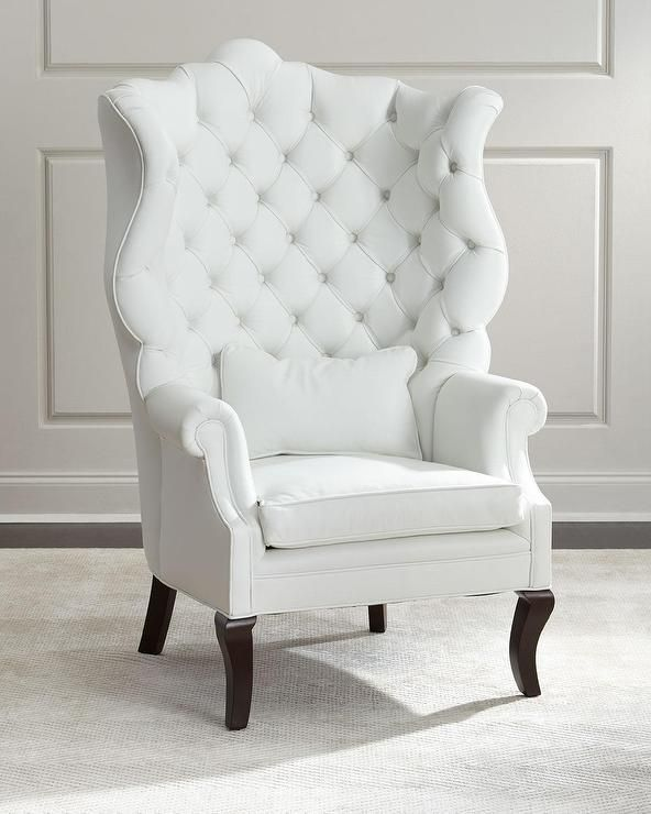 Best White Accent Chairs With Arms 720 Best Chairs Images On Pinterest Wingback Chairs Accent