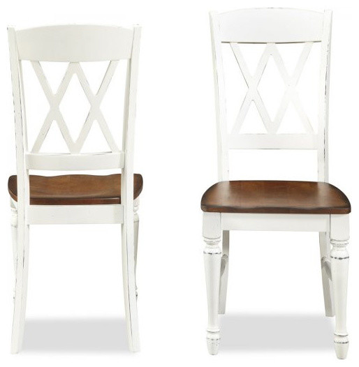 Best White And Wood Dining Chairs Dining Room The Most Stylish White Wooden Chairs Wood With Arms
