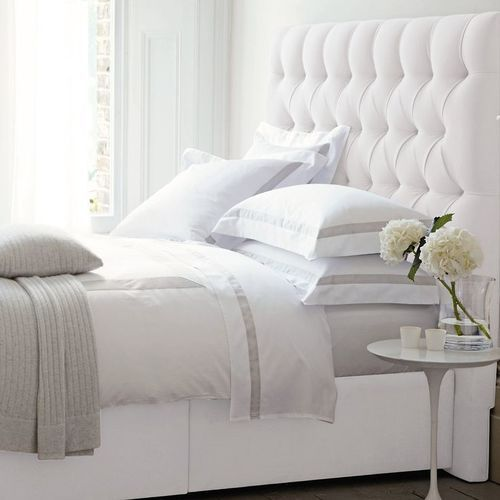 Best White Backboard For Bed Innovative White Backboard For Bed 25 Best White Headboard Ideas On