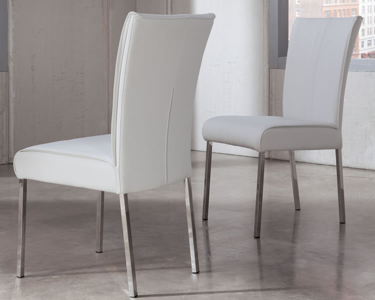 Best White Dining Chairs Easy Steps To Pick Contemporary Dining Chairs