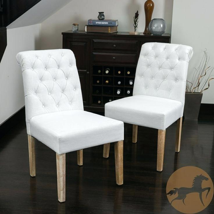 Best White Fabric Dining Chairs Black Fabric Dining Chairs Grey Ebay Red Clean And Cream White
