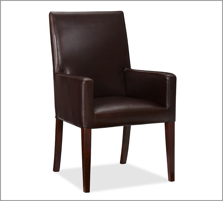 Best White Leather Dining Chairs With Arms Dining Chairs Best Dining Room Chairs With Arms Design Dining