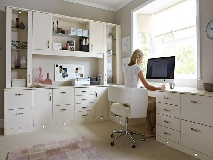 Best White Office Furniture Ikea Best 25 White Home Office Furniture Ideas On Pinterest White
