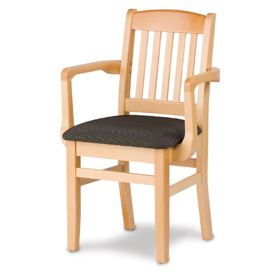 Best Wooden Kitchen Chairs With Arms Kitchen Chair With Arms Padded Kitchen Chairs Creating Your