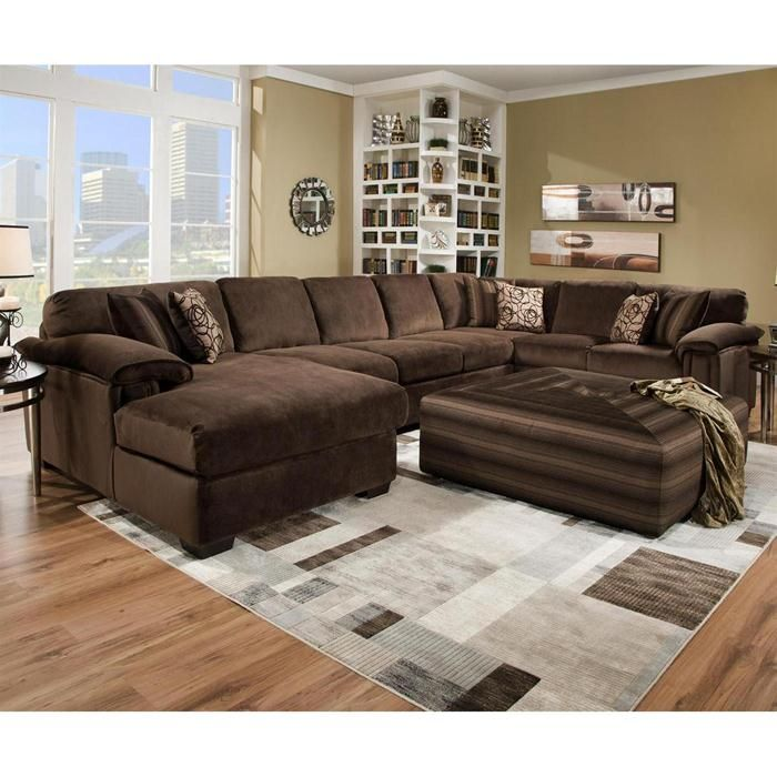 Brilliant 7 Person Sectional Sofa Nebraska Furniture Mart Henderson 3 Piece Oversized Sectional