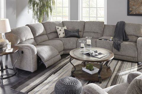 Brilliant Ashley Furniture Reclining Sectional Best Furniture Mentor Oh Furniture Store Ashley Furniture