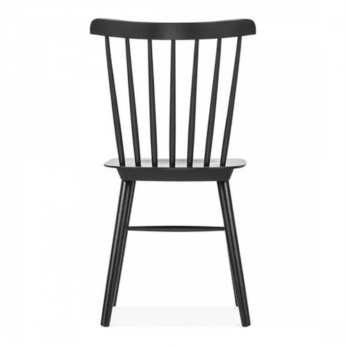Brilliant Black And Wood Dining Chairs White Or Black Wood Dining Or Kitchen Chair Best Contemporary