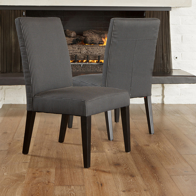 Brilliant Black Dining Chairs With Upholstered Seats Dining Room Amazing Dark Dining Chairs Sturdy Hardwood