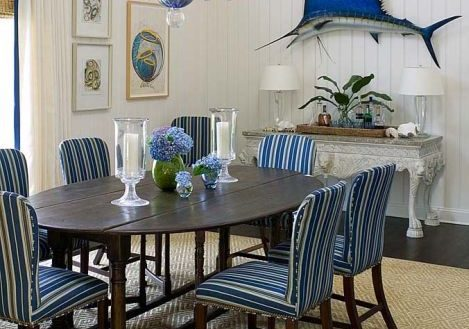 Brilliant Blue And White Dining Chairs Best Blue And White Dining Chairs Brockhurststud Inside Blue And