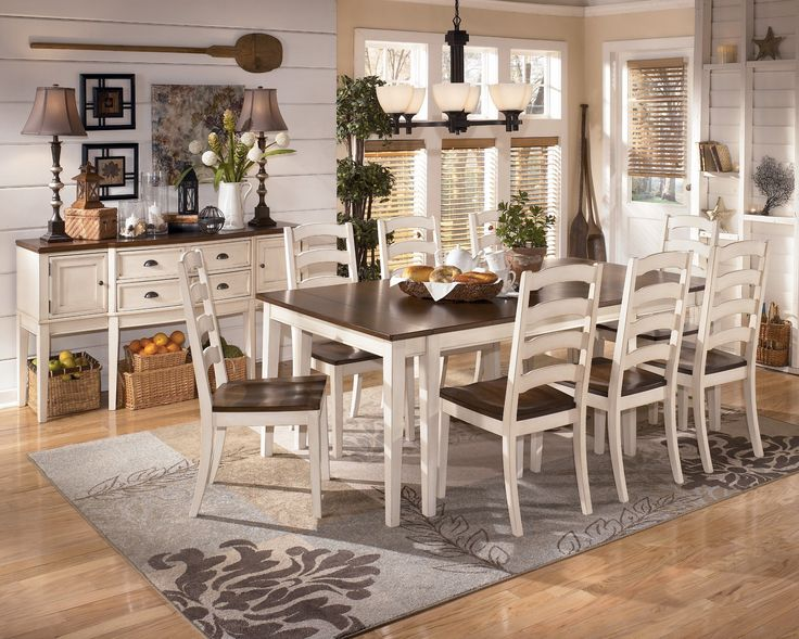 Brilliant Brown And White Dining Chairs 60 Best Dining Room Images On Pinterest Dining Rooms Colorful