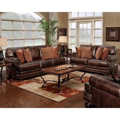 Brilliant Brown Leather Couch With Studs 23 Best Luke Leather Furniture Wwwlukeleather Images On