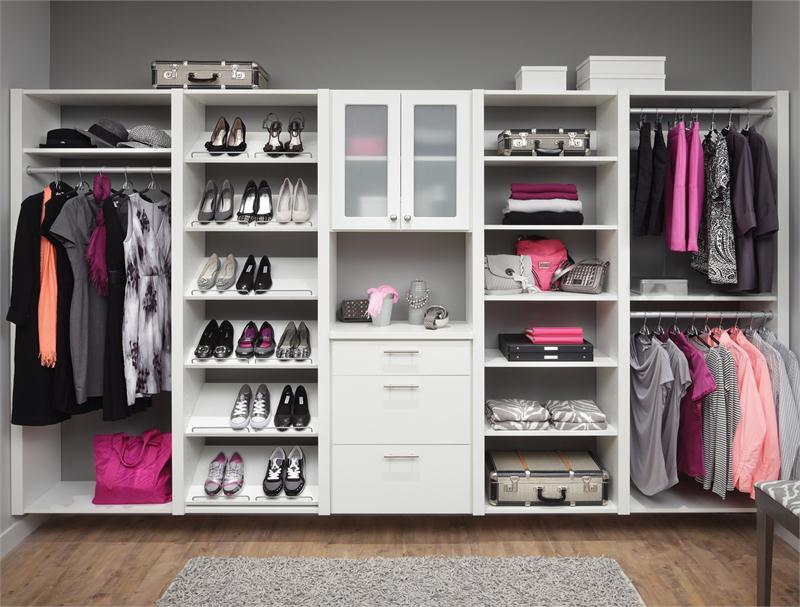 Brilliant Build Your Own Custom Closet Custom Closet Systems Build Your Dream Closet Closet Ideas