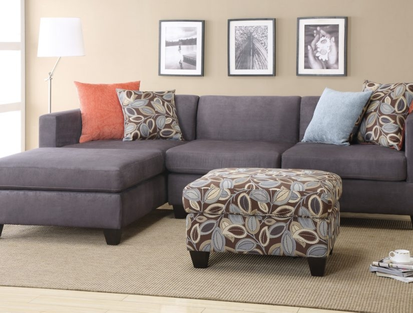 Brilliant Charcoal Gray Sectional Sofa With Chaise Lounge Living Room 16 Charcoal Gray Sectional Sofa With Chaise Lounge