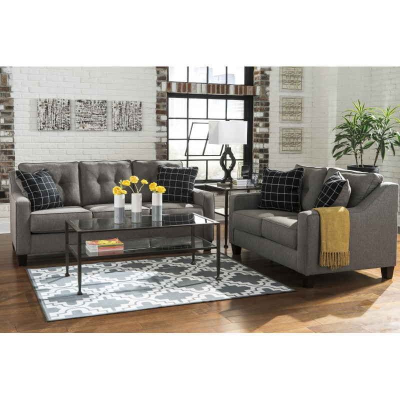 Brilliant Charcoal Grey Sofa And Loveseat Amazing Gray Sofa And Loveseat With Ashley Grey Sofa And Loveseat
