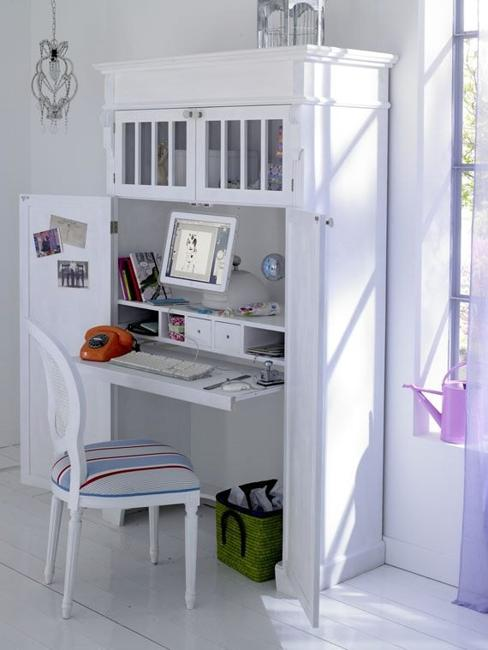 Brilliant Compact Home Office Desk Small Home Office Cabinets Enhancing Space Saving Interior Design