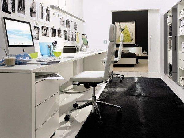 Brilliant Contemporary Home Office Surprising Contemporary Home Office Modern Ideas 12 Home Office