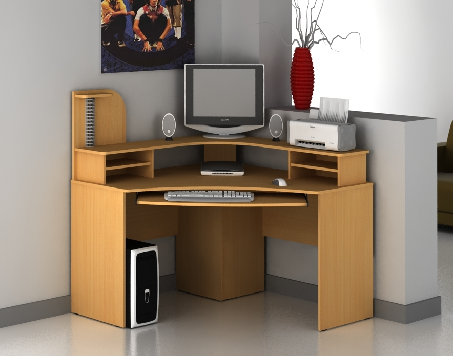 Brilliant Corner Desktop Computer Desk Marvelous Desk And Computer Desks Small Corner Computer Desks Plan