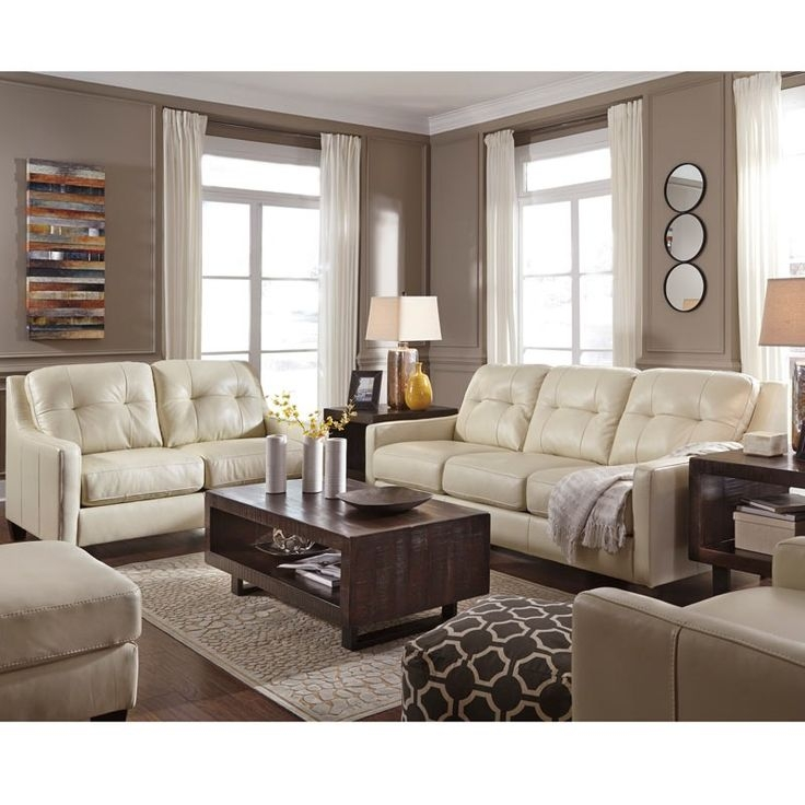Brilliant Cream Leather Chaise Lounge Brilliant Living Room Ideas With Cream Leather Sofa In Interior