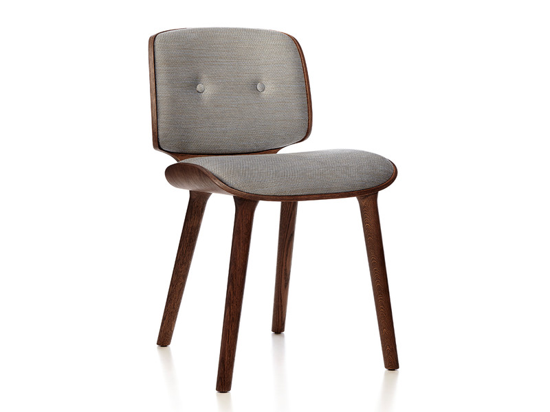 Brilliant Dining Chairs Uk Buy The Moooi Nut Dining Chair At Nestcouk