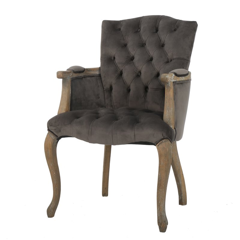 Brilliant Dining Room Chairs With Arms Dining Chairs With Arms Wayfair