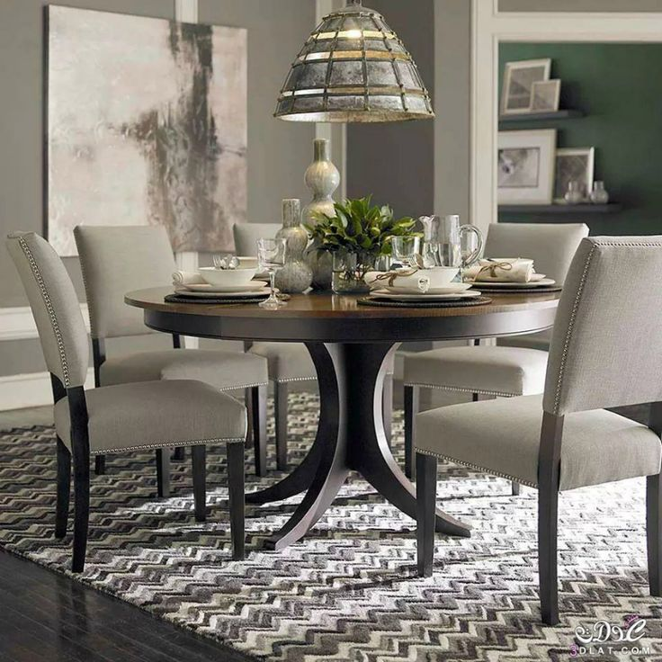 Brilliant Dining Room Tables Round Best 25 Round Dining Tables Ideas On Pinterest Round Dining