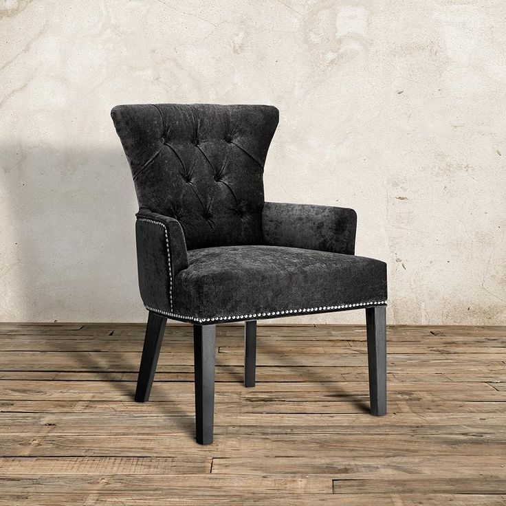 Brilliant Dining Side Chairs With Arms 10 Best Tufted Furniture Images On Pinterest Chairs Dining Room