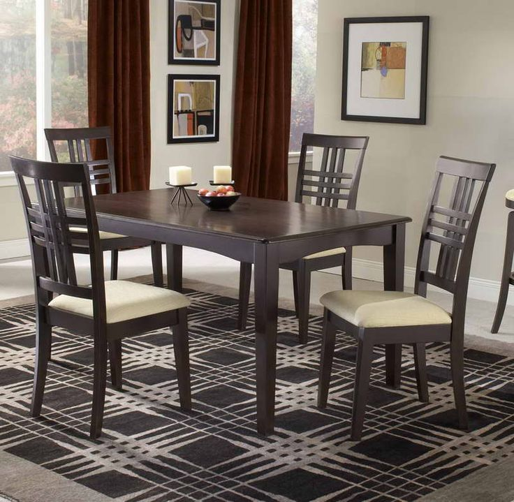 Brilliant Dining Table And Chair Set Best 25 Cheap Dining Room Sets Ideas On Pinterest Cheap Dining
