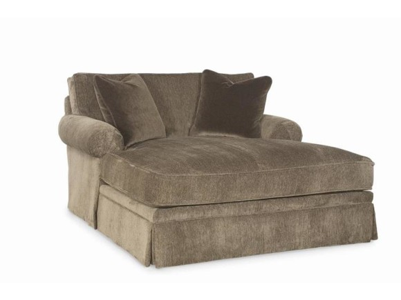 Brilliant Double Wide Chaise Lounge Indoor Bedroom Classical Brown Velvet Chaise Lounge Chairs Which