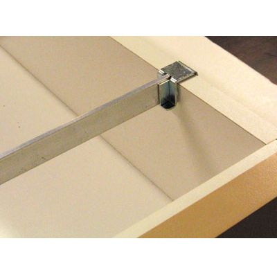 Brilliant File Cabinet Hardware Aluminum File Bar Rail Brackets Woodworkers Hardware