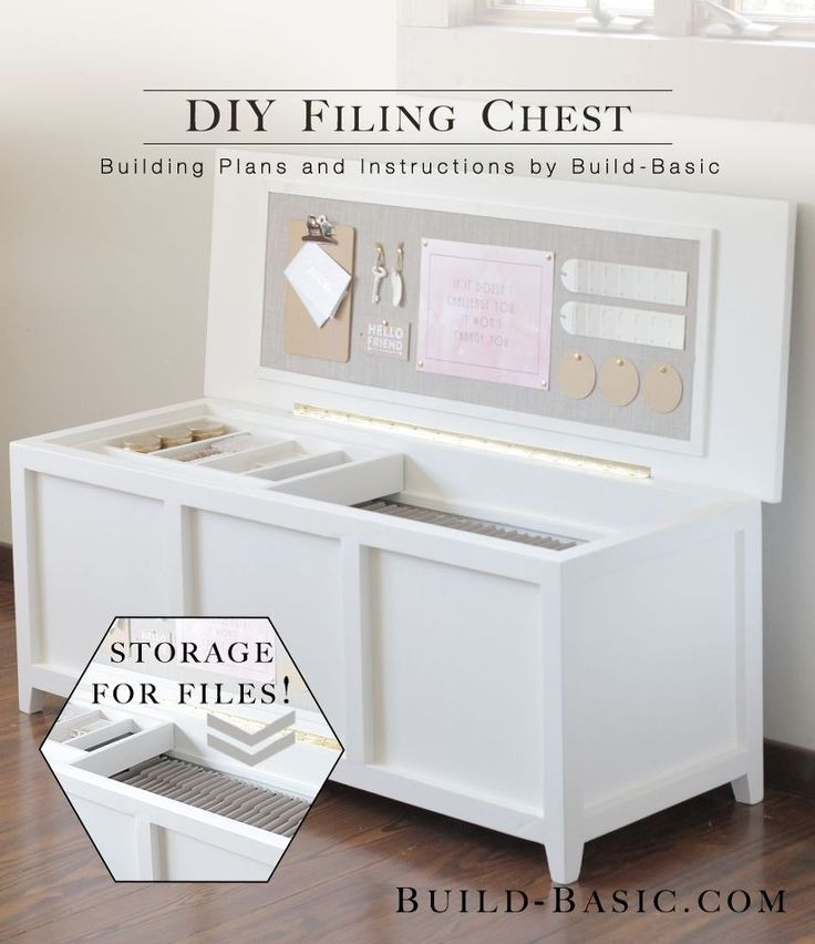 Brilliant Filing Cabinets For Small Spaces Diy Filing Chest Small Spaces Spaces And Organizations