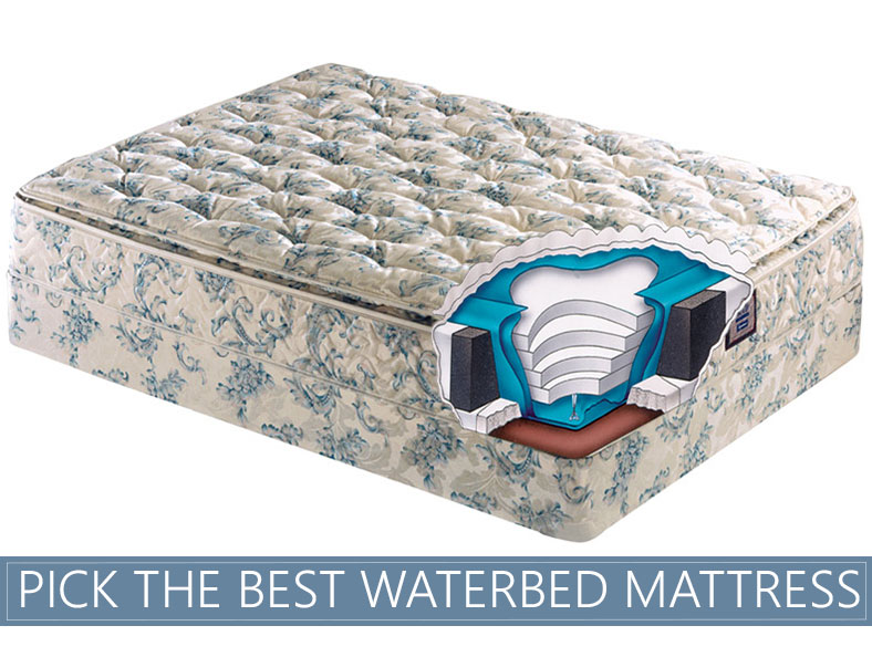Brilliant Full Motion Waterbed Mattress What Are The Best Waveless Waterbed Mattress Brands To Buy In 2017