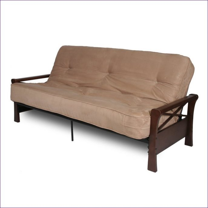 Brilliant Full Size Futon Frame Only Furniture Magnificent Metal Futon Bed Couch That Turns Into A