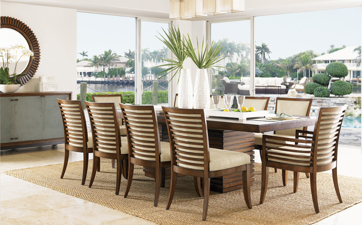 Brilliant Furniture Chairs Dining Tommy Bahama Tommy Bahama Collection Tommy Bahama Furniture