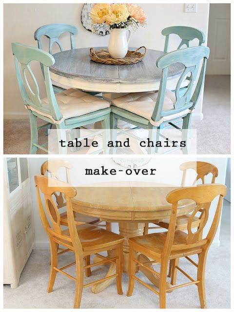 Brilliant Furniture Kitchen Chairs Best 25 Dining Table Makeover Ideas On Pinterest Refinish