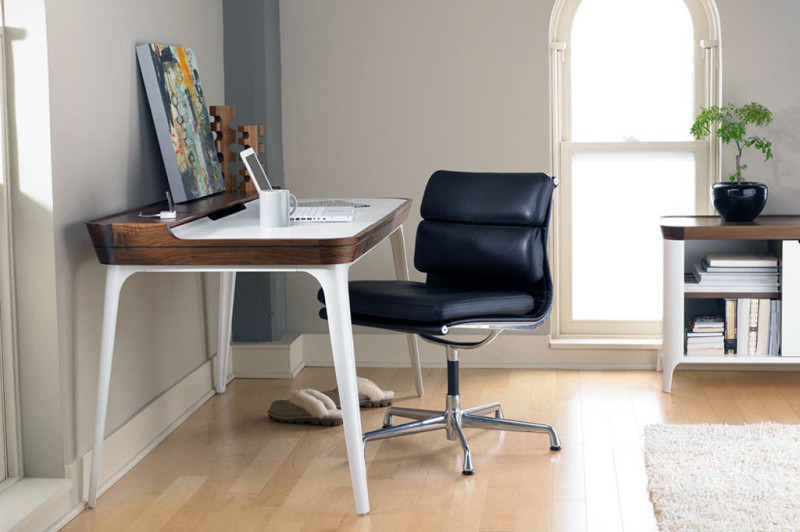 Brilliant Good Home Office Furniture Perfect Best Office Desk On Furniture With Modern Glass Top Home