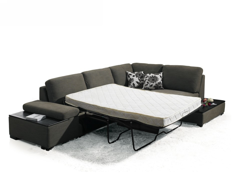 Brilliant Gray Sectional Sofa Bed Grey Sectional Sofa Bed Centerfieldbar