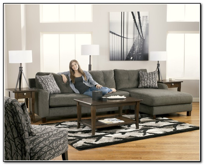 Brilliant Grey Sectional Couch Ashley Furniture Sofa Beds Design Popular Unique Gray Sectional Sofa Ashley