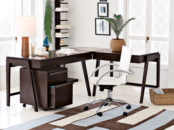 Brilliant Home Office Desk Home Office Desks Fancy For Your Decorating Office Desk Ideas With