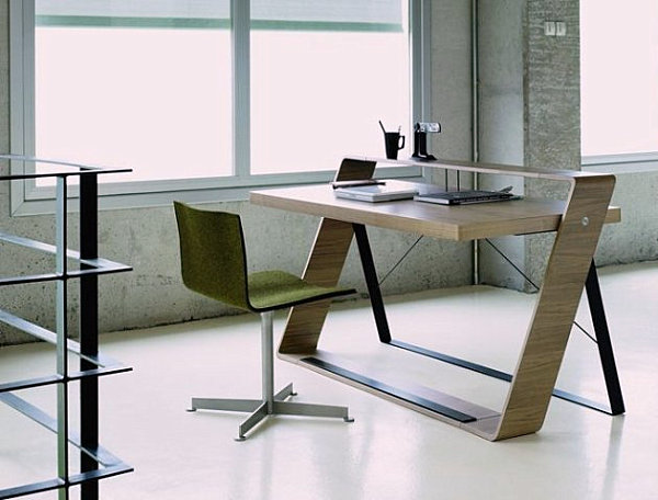 Brilliant Home Office Desk Modern Home Office Desks Cute In Office Desk Design Styles