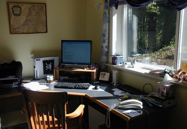 Brilliant Home Office Desk Setup 10 Tips For A More Beautiful And Functional Home Office