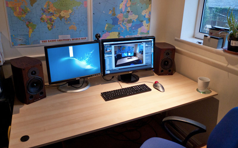 Brilliant Home Office Desk Setup Design Of Home Office Creating And Effective Workspace For Office