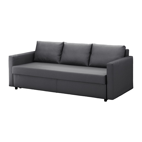 Brilliant Ikea Bed And Sofa Friheten Sleeper Sofa Skiftebo Dark Gray Ikea
