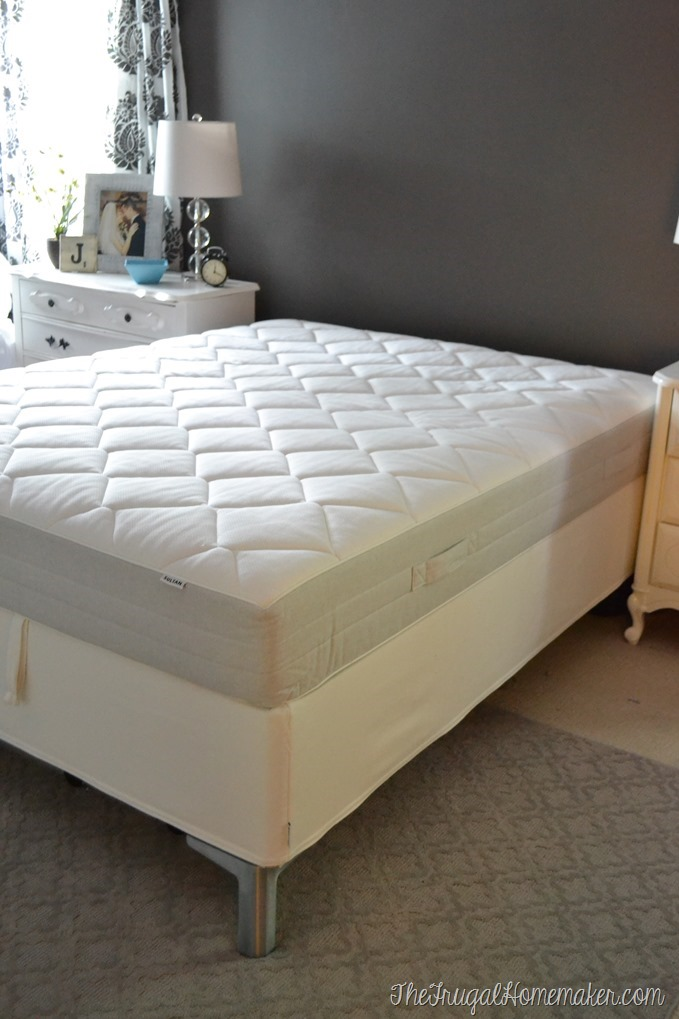 Brilliant Ikea Double Bed Mattress My Thoughts On Our Ikea Mattress Sultan Hallen Ikea Mattress